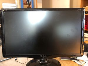 "(2) ViewSonic 24"" Monitors for Sale in Herndon, VA"