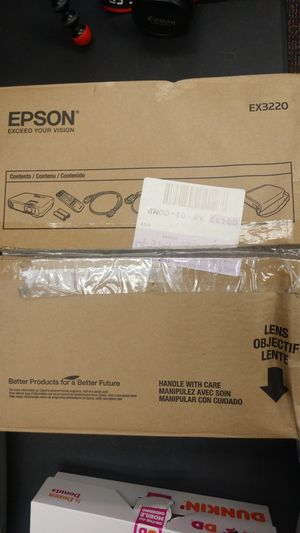 Epson projector for Sale in Rochester, NY