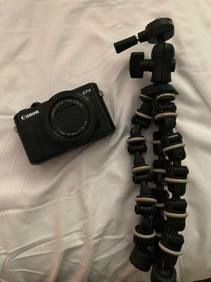 Canon G7X for Sale in Tucson, AZ