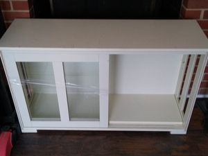 White Cabinet for Sale in Durham, NC