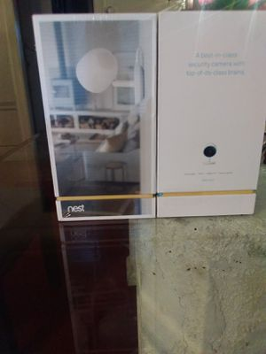 Nest indoor camera for Sale in Detroit, MI
