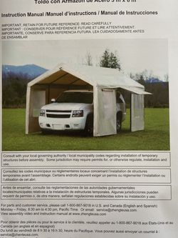 Car Port Canopy for Sale in West Linn,  OR