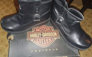 Harley's Davidson's boots women's size 9 for Sale in Madison Heights, VA