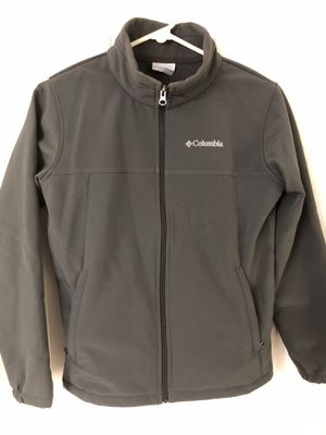 BOYS COLUMBIA GREY JACKET**SIZE LARGE **LIKE NEW for Sale in Rocky River, OH