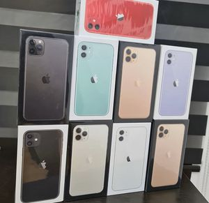 Brand new iPhone 11 & 11 pro , pro max at giveaway prices for Sale in Portland, ME