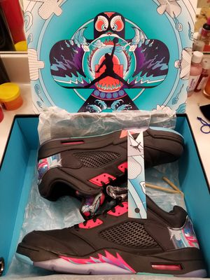 Chinese new year Jordan 5s size 14 for Sale in Sugar Land, TX