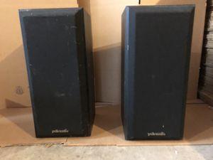 Polk audio speakers for Sale in Gilbertsville, PA