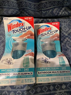 WINDEX Touch up cleaner. for Sale in Chicago, IL
