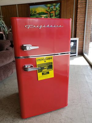 Mini Red Refrigerator for Sale in Weslaco, TX
