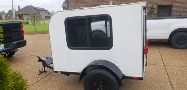 *** UTILITY TRAILER OR TEAR DROP STYLE CAMPER ***