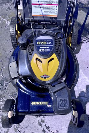 Brute mower for Sale in Quincy, MA