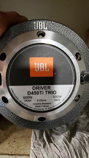 JBL d450 ti trio for Sale in Boston, MA
