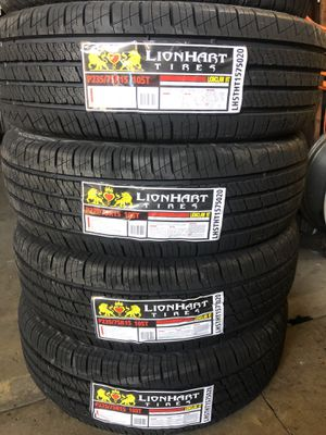 BOYSTIRES HAVE NEW N USED TIRES AT BEST PRICES 15114 Arrow Highway BALDWING Park se abla español for Sale in Irwindale, CA