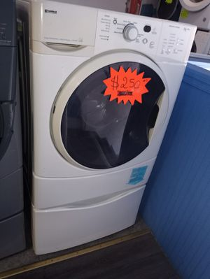 KENMORE FRONT LOAD WASHER WITH PEDESTAL IN EXCELLENT CONDITION for Sale in Baltimore, MD