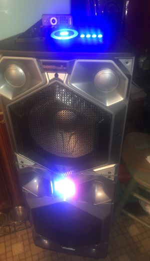 """(Plug in)Bluetooth Speaker 2-12""""s for Sale in Beaumont, TX"""