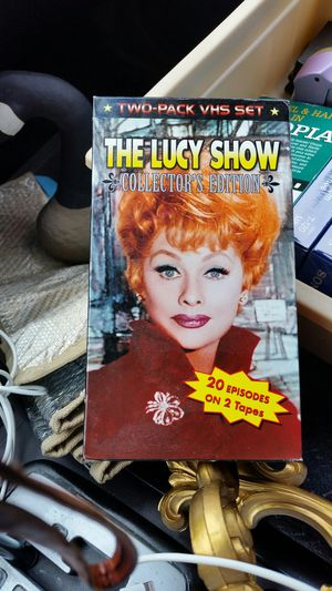 """Like New VHS """"I Love Lucy"""" Collector's Edition for Sale in Destin, FL"""
