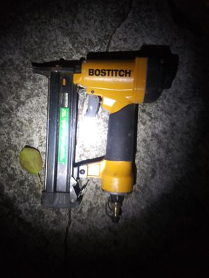 Bostich nail gun for Sale in Lakeland, FL