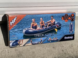 Bestway 3 Person Boat Brand New for Sale in Everett, WA