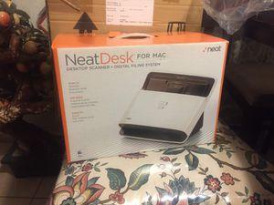 Neatdesk scanner for mac for Sale in Houston, TX