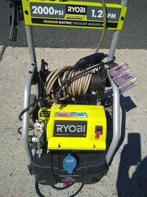 RYOBI 20000psi Premium Electric Power Washer for Sale in Fullerton, CA