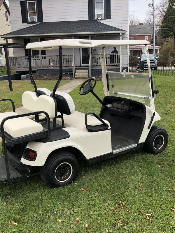 2002 EZGO Golf Cart