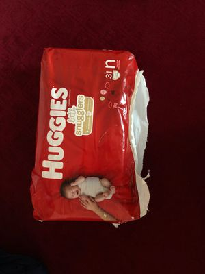 Huggies new born diapers for Sale in Lynn, MA