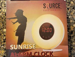 Sunrise Alarm Clock w/ FM Radio.. for Sale in La Mesa, CA