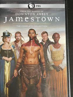Jamestown DVD Set Season 1-3 for Sale in Alpharetta,  GA