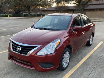 2018 Nissan Versa Sv for Sale in Arlington,  TX