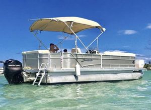 Pontoon Party Boat 24ft up to 12 ppl for Sale in SUNNY ISL BCH, FL