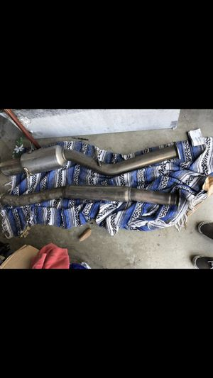 02-07 Subaru wrx\sti exhaust for Sale in Sterling, VA