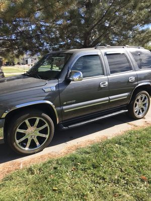 Chevy Tahoe 2001 153xxx very nice truck asking 7300 for Sale in West Valley City, UT