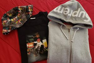 Supreme Lot Logo Hoodie Comme des Garcon for Sale in South Holland, IL