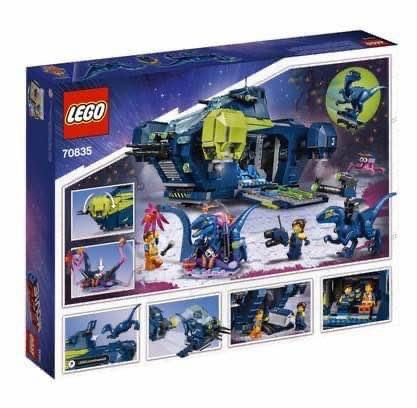 NEW - LEGO Movie Rex's Rexplorer! 70835