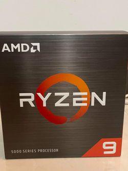 Ryzen 9 5950x Processor 16 Core Unlocked CPU for Sale in Brooklyn,  NY