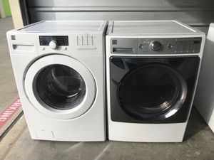 Kenmore Washer and Electric Dryer for Sale in Little Elm, TX