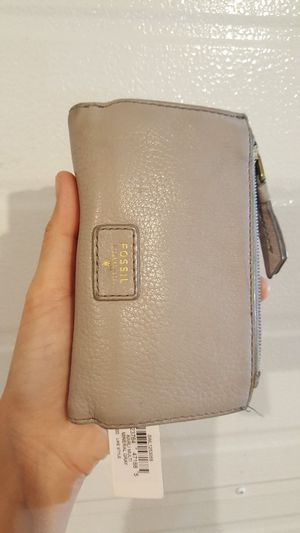 Genuine leather Fossil Wallet for Sale in Everett, WA