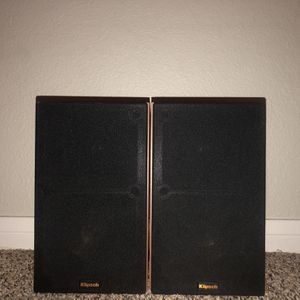 Klipsch R-14M Cherry Reference Monitors/Speakers for Sale in Las Vegas, NV