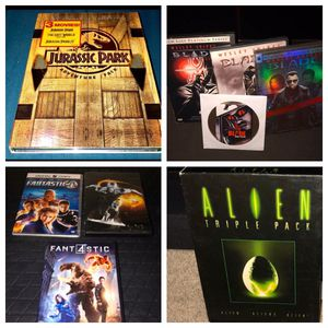 x13 Movie Bundle DVDS for Sale in Victorville, CA