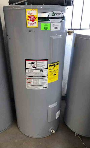 AO Smith water heater 55 gal J4 for Sale in Dallas, TX