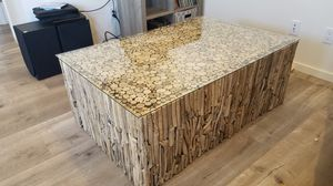 Driftwood Coffee Table - $349 for Sale in Seattle, WA