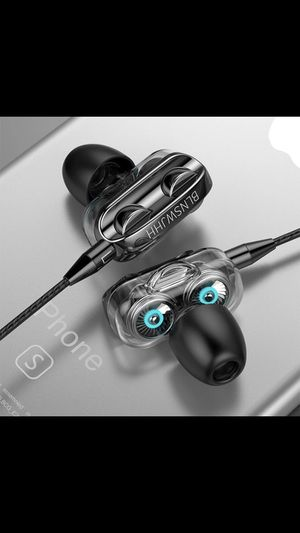 Olhveitra 3.5mm In Ear Earphones Wired Headset for Sale in Shawnee Hills, OH