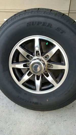 Big rig tires and wheels for Sale in Virginia Beach, VA