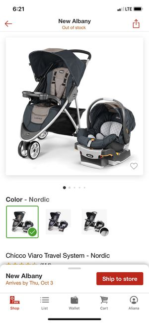 Baby car seat and strollers for Sale in Heritage Creek, KY