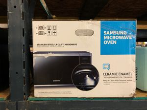 Samsung microwave for Sale in Phoenix, AZ