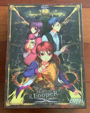Board Game: Tragedy Looper (50% off) for Sale in Sunnyvale, CA