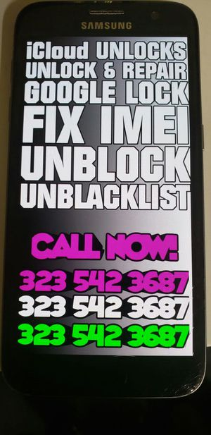 Unlock Sprint Samsung Galaxy S6 Edge Plus Locked for Sale in Los Angeles, CA