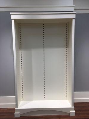 White heavy bookcase for Sale in Denver, CO