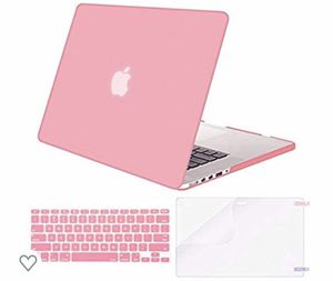 Pink MackBook Cover & Keyboard For Sale !!! for Sale in Key Biscayne, FL