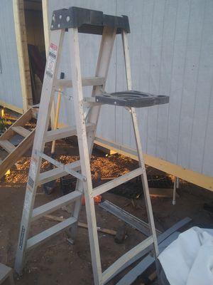 Louisville ladder for Sale in Odessa, TX